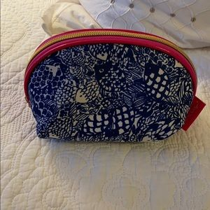 Lily Pulitzer for Target Fishy Makeup Bag